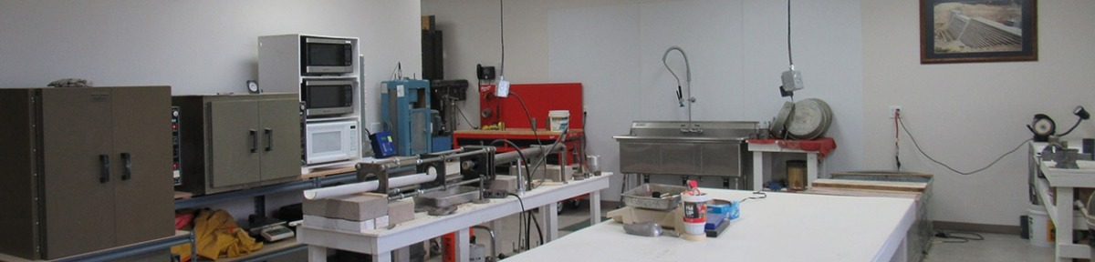 Construction Materials & Laboratory Testing