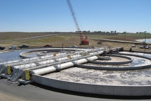 Waste Water Treatment Aeration Basin Design