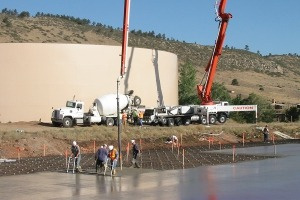 Structural Design for Water Treatment Plant Expansion