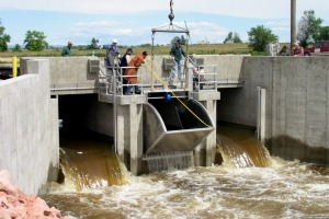 Dam and Check Structure Design