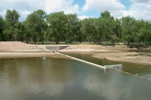 Diversion Dam Rehabilitation